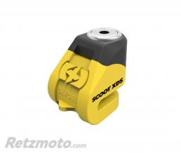 OXFORD Bloque disque OXFORD Scoot XD5 Ø5mm jaune/noir