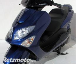 ERMAX PARE BRISE SCOOTER ERMAX SPORT 34 CM POUR MAJESTY 125 2001/2012 ROUGE