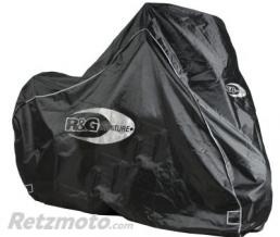 R&G Housse de protection R&G RACING Adventure universelle argent