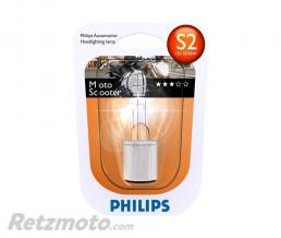 PHILIPS 10 AMPOULES PHILIPS TYPE S2 12V 35/35W