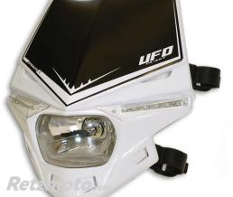 UFO Plaque phare UFO Stealth blanc