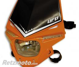 UFO Plaque phare UFO Stealth orange