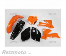 UFO Kit plastique UFO couleur origine orange/noir KTM