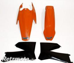 UFO Kit plastique UFO couleur origine orange KTM SX85