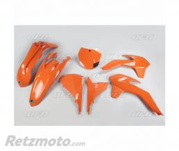 UFO Kit plastique UFO orange KTM