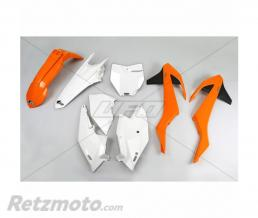 UFO Kit plastique UFO couleur origine (2016) orange/blanc/noir KTM