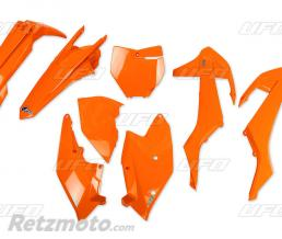 UFO Kit plastique UFO orange fluo KTM