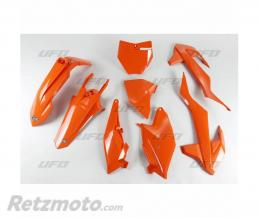 UFO Kit plastique UFO orange KTM SX85