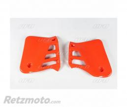 UFO Ouïes de radiateur UFO orange Honda CR125R