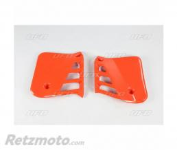 UFO Ouïes de radiateur UFO orange Honda CR250R
