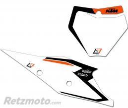 BLACKBIRD Fonds de plaque BLACKBIRD Graphic KTM SX/SX-F