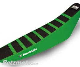 BLACKBIRD Housse de selle BLACKBIRD Zebra Kawasaki KX85