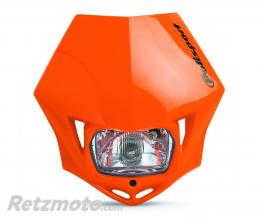 POLISPORT Plaque phare POLISPORT MMX orange