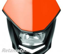 POLISPORT Plaque phare POLISPORT Halo orange/noir