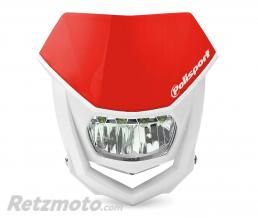 POLISPORT Plaque phare POLISPORT Halo LED rouge/blanc