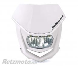 POLISPORT Plaque phare POLISPORT Halo LED blanc