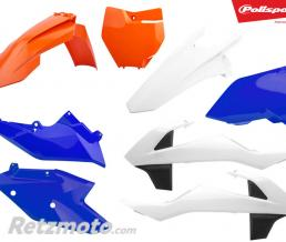 POLISPORT Kit plastique POLISPORT type origine Six Days Edition KTM EXC/EXC-F