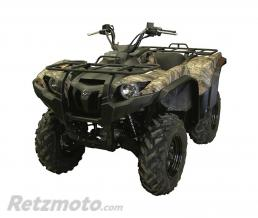 DIRECTION 2 Kit d'extension d'ailes DIRECTION 2 noir Yamaha Grizzly