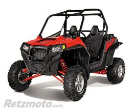 DIRECTION 2 Kit d'extension d'ailes DIRECTION 2 noir Polaris RZR 800