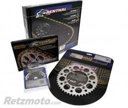 RENTHAL Kit chaîne RENTHAL 520 type R1 13/50 (couronne Ultralight anti-boue) Husqvarna TC250/250R