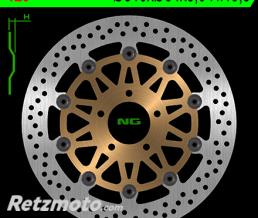 NG Disque de frein NG 120 rond semi-flottant