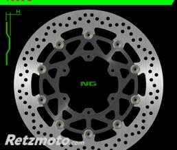 NG Disque de frein NG 1639G rond semi-flottant