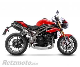 LEOVINCE SBK LV ONE TRIUMPH SPEED TRIPLE 1050 R / S 2018 - 2019 CARBONE ONE