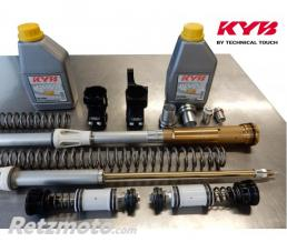 KYB Kit cartouches à ressort KAYABA conversion fourche WP AER 48 65-75kg