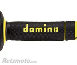 DOMINO Revêtements DOMINO A020 Bicolore MX semi-gaufré noir/jaune