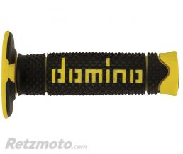 DOMINO Revêtements DOMINO A260 DSH full grip noir/jaune