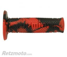 DOMINO Revêtements DOMINO A260 Snake full grip rouge/noir