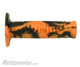 DOMINO Revêtements DOMINO A260 Snake full grip orange/noir
