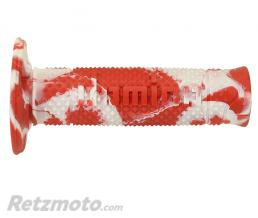 DOMINO Revêtements DOMINO A260 Snake full grip rouge/blanc