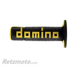DOMINO Revêtement DOMINO A360 Off-Road Comfort Grip noir/jaune