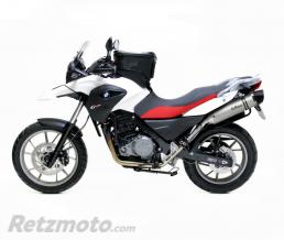 LEOVINCE SBK LV ONE INOX BMW G 650 GS 11-15