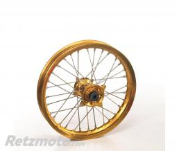 HAAN WHEELS Roue arrière complète HAAN WHEELS 19X1.85 jante or/moyeu or Yamaha YZ125