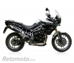LEOVINCE SBK LV ONE TRIUMPH TIGER 800 '11-16 CARBONE ONE