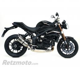 LEOVINCE SBK FACTORY S TRIUMPH SPEED TRIPLE '11-16 INOX