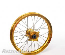HAAN WHEELS Roue avant HAAN WHEELS jante or/moyeu or 21x1,60x36T Kawasaki