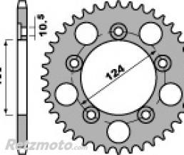 PBR Couronne acier PBR 36 dents chaîne 525 Ducati Ducati 999