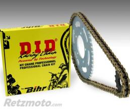 DID Kit chaîne D.I.D 520 type DZ2 14/49 (couronne ultra-light) Kawasaki KX250