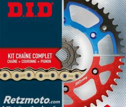 DID Kit chaîne D.I.D 520 type NZ 14/45 (couronne standard) KTM Duke 125