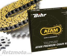 DID Kit chaîne D.I.D 525 type VX 15/43 (couronne standard) Kawasaki KLZ1000 Versys