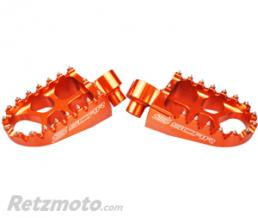 SCAR Repose-pieds SCAR Evo orange