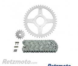 AFAM Kit chaine HONDA XL125V VARADERO AFAM 520 type XLR2 14x44(couronne standard)
