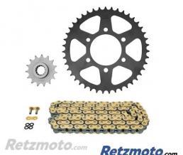 AFAM Kit chaine AFAM KAWASAKI Z750 520 type XSR (couronne standard)