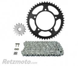 AFAM Kit chaine AFAM 525 type XRR (couronne standard) SUZUKI DL650 V-STROM ABS