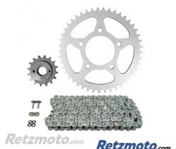 AFAM Kit chaine AFAM 525 type XRR (couronne standard) HONDA XRV750 AFRICA TWIN