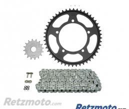 AFAM Kit chaine AFAM 525 type XRR (couronne standard) SUZUKI GSR600