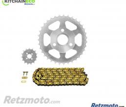 AFAM Kit chaine AFAM 420 type R1 (couronne standard) HONDA ZJ50 MONKEY